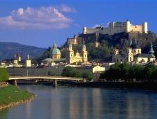Rakousko - Salzburg a okolí