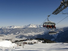 Rakousko - Salzburger Sportwelt - Flachau