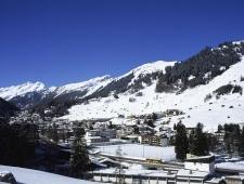 Rakousko - Sankt Anton - Lech