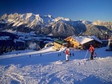 Rakousko - Schladming - Dachstein Tauern