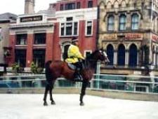Velká Británie - Manchester