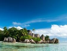 Seychelské ostrovy - Ostrov La Digue