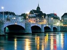 Švýcarsko - Basilej
