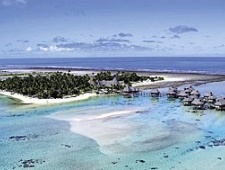 Francouzská Polynésie - Tikethau