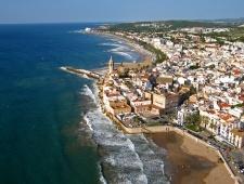 Španělsko - Costa del Garraf
